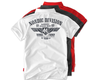 """Polo """"Nordic Division"""""""
