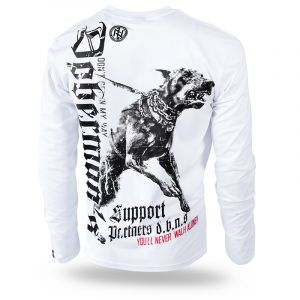 "Longsleeve ""Dobermans Support"" Dobermans Support"""