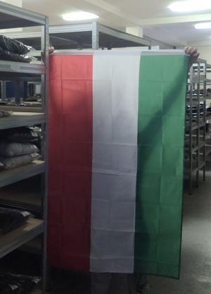 Vlajka Maďarska
